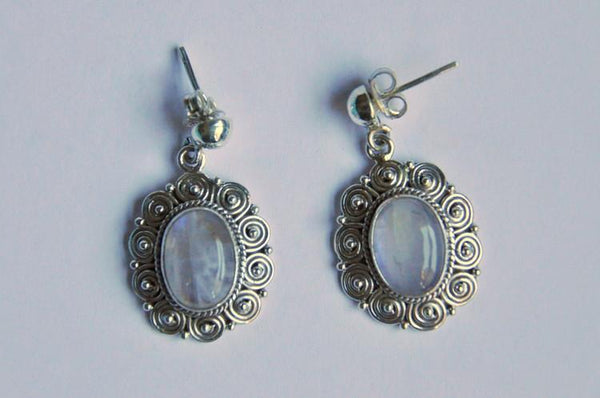 Hand made Juhi Earrings by  made in India - 3