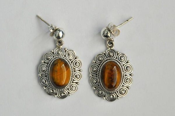 Hand made Juhi Earrings by  made in India - 5
