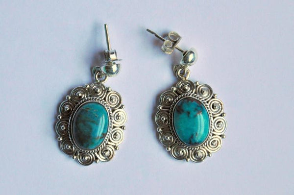 Hand made Juhi Earrings by  made in India - 6