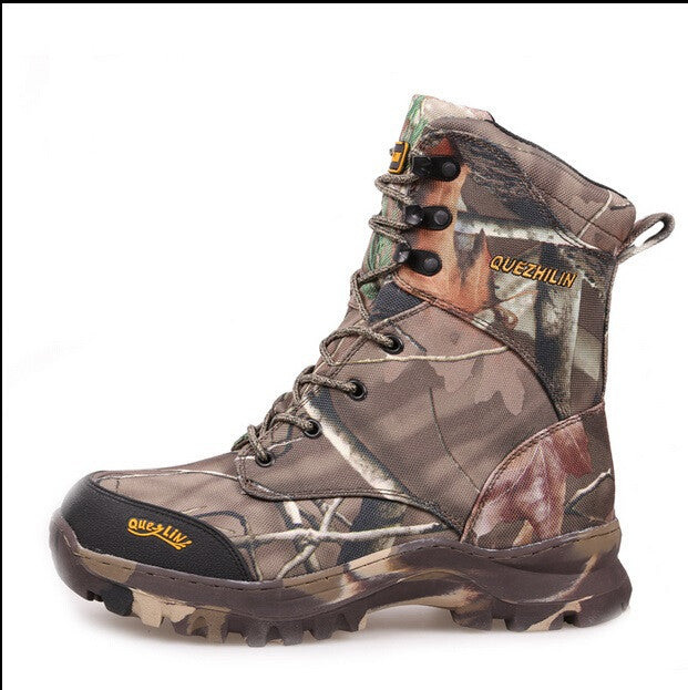 d28d0e7574fa1 Hunting Boots Realtree AP Camouflage Snow Boots Waterproof – The ...