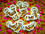 Kama Sutra Cookie Cutters - Naughty is Nice this Valentine's Day