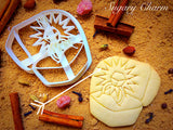 Engagement Ring in the Box cookie cutter