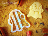 Halloween Spooky Ghost cookie cutter