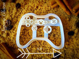 Game Controller cookie cutter 1