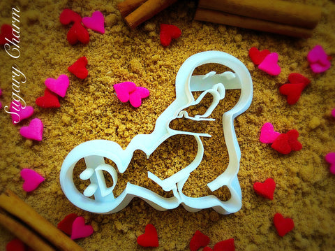 The Butterfly cookie cutter