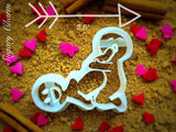 The Butterfly cookie cutter 1