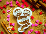 The Clasp cookie cutter  1