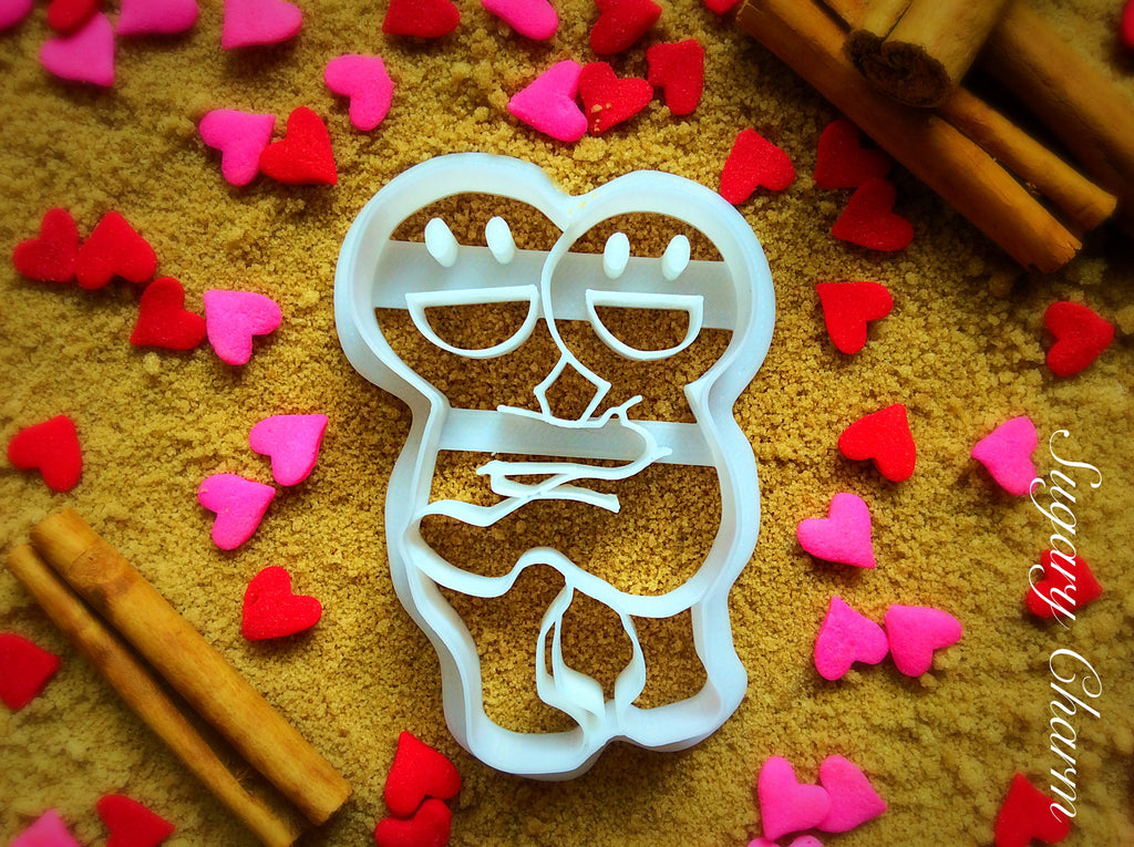 The Visitor cookie cutter