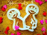 The Balancing Act cookie cutter 1