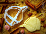 Baseball Cap cookie cutter