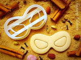 Super Hero Mask cookie cutter