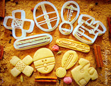 Doctor Set (5 Pieces) cookie cutters