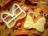 Bow cookie cutter 1