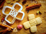 Bandage cookie cutter 1