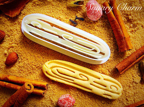 Doctor Wooden Stick cookie cutter