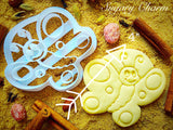 Butterfly cookie cutter 1