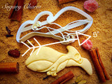 Dinosaurs Pterodactyl cookie cutter