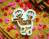 The Lustful Leg cookie cutter