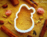 SantaClaus cookie cutter