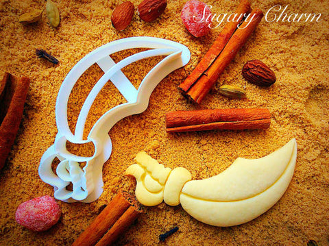 Pirate Sword cookie cutter