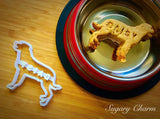 Personalized Lab cookie cutter (NAME your COOKIE)