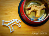 Personalized Shepherd cookie cutter (NAME your COOKIE)