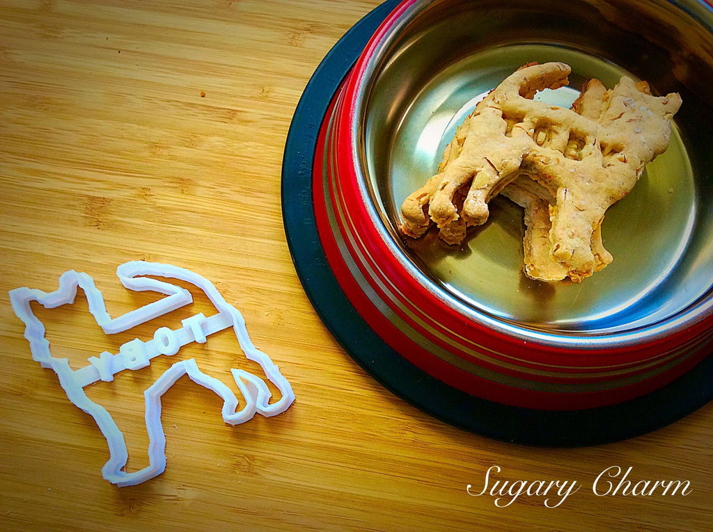 Personalized Chihuahua cookie cutter (NAME your COOKIE)