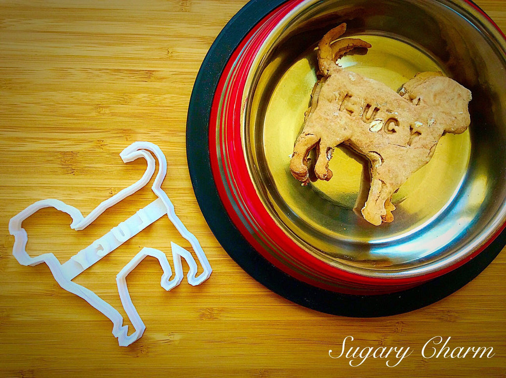 Personalized Mutt cookie cutter (NAME your COOKIE)