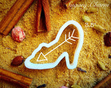 Heel cookie cutter