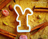 Easter Bunny No1 cookie cutter