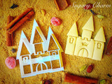 Princess Castle cookie cutter