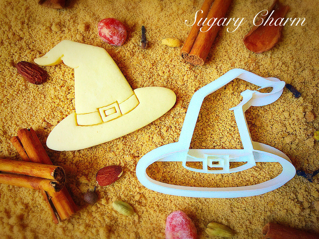 Halloween Witch Hat cookie cutter