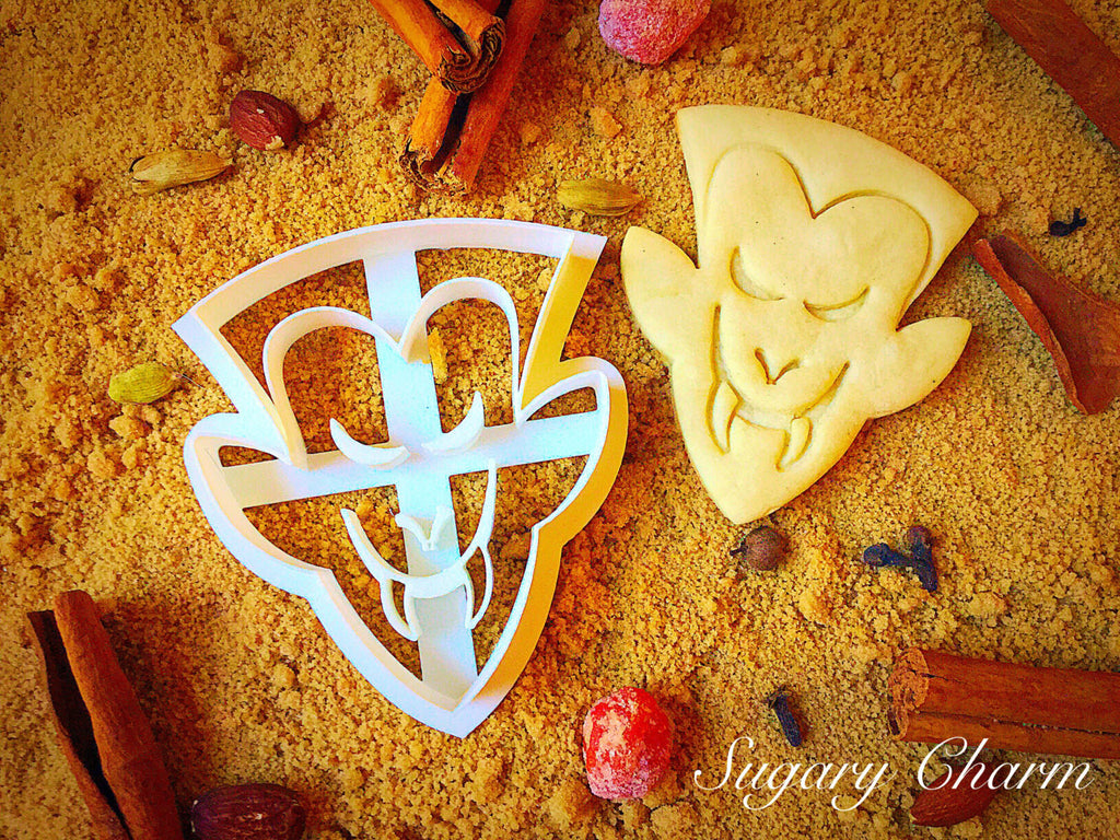 Halloween Vampire cookie cutter