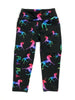 Mini Punk 'NEON UNICORN'  7/8 Length Tights