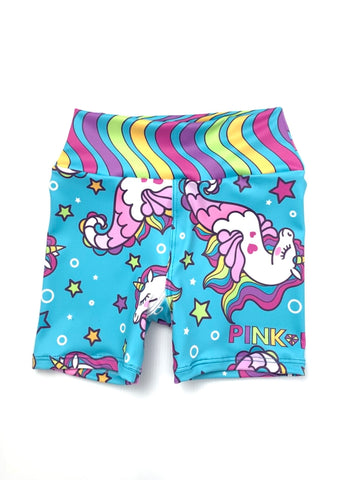 Mini Punk 'SEAHORSE-ICORN'  7/8 Length Tights