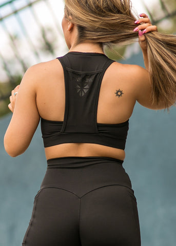 Womens Booty Shorts (With SIDE Pockets) 'PARADISO'