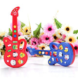 Electronic Guitar Rhyme Developmental Music Toy