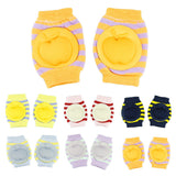 Baby Crawling Elbow Cushion and Knee Pads Protector