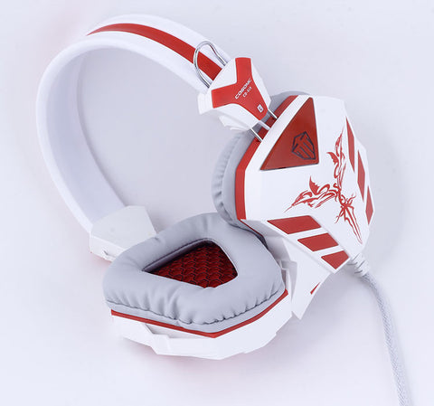 Gaming Headphone & Microphone Headset With Noise Canceling
