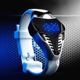 Waterproof Touch Screen Digital Cobra wristwatch