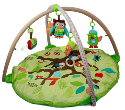Baby Toy Play Mat Twist and Fold Activity Gym