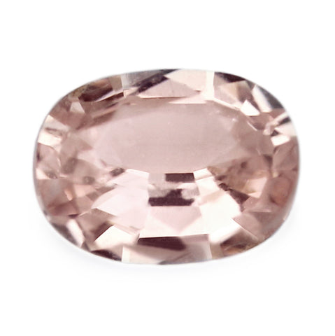 0.22ct Certified Natural Peach Sapphire