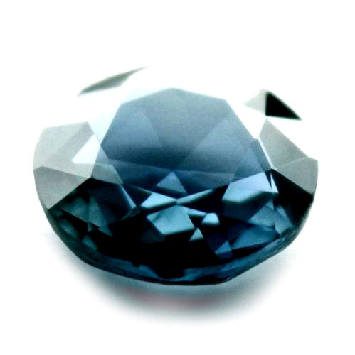 0.46ct Certified Natural Teal Sapphire