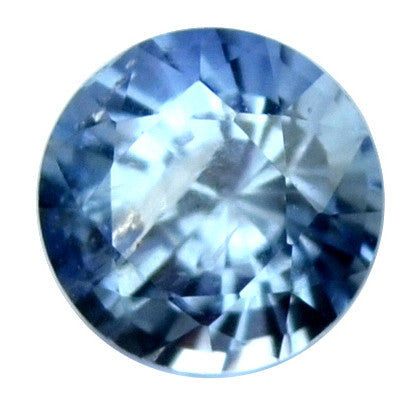 0.38 ct Certified Natural Blue Sapphire