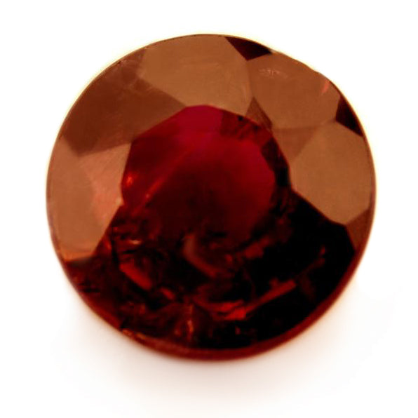 6.26 mm Certified Natural Royal Red Ruby