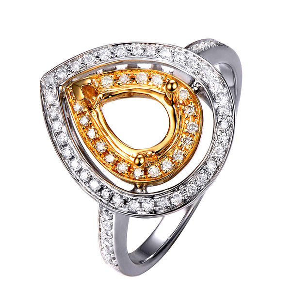 Ring Design No: RA124