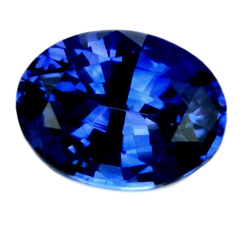 0.36 ct Certified Natural Blue Sapphire