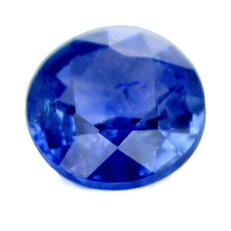 0.28 ct Certified Natural Blue Sapphire
