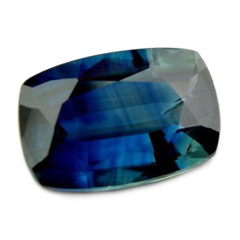 1.32ct Certified Natural Blue Sapphire