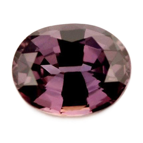 1.17ct Certified Natural Purple Sapphire